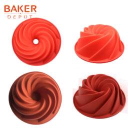 фото BAKER DEPOT силиконовые формы