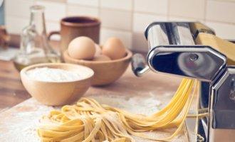фото Как раскатать тесто для пасты