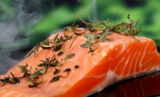 фото Как приготовить лосось вкусно