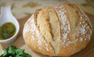 фото Деревенский хлеб