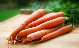 фото морковь