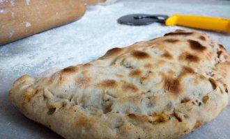 фото пицца без сыра