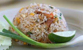 Правильно приготовленный рис